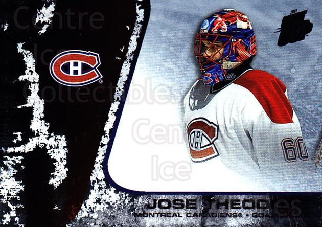 2002-03 Quest for the Cup #52 Jose Theodore<br/>2 In Stock - $1.00 each - <a href=https://centericecollectibles.foxycart.com/cart?name=2002-03%20Quest%20for%20the%20Cup%20%2352%20Jose%20Theodore...&quantity_max=2&price=$1.00&code=434093 class=foxycart> Buy it now! </a>