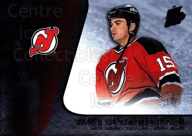 2002-03 Quest for the Cup #59 Jamie Langenbrunner<br/>3 In Stock - $1.00 each - <a href=https://centericecollectibles.foxycart.com/cart?name=2002-03%20Quest%20for%20the%20Cup%20%2359%20Jamie%20Langenbru...&quantity_max=3&price=$1.00&code=434100 class=foxycart> Buy it now! </a>