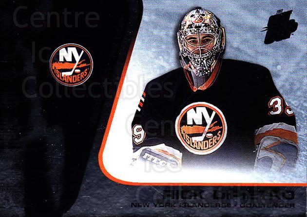 2002-03 Quest for the Cup #60 Rick DiPietro<br/>4 In Stock - $1.00 each - <a href=https://centericecollectibles.foxycart.com/cart?name=2002-03%20Quest%20for%20the%20Cup%20%2360%20Rick%20DiPietro...&quantity_max=4&price=$1.00&code=434101 class=foxycart> Buy it now! </a>
