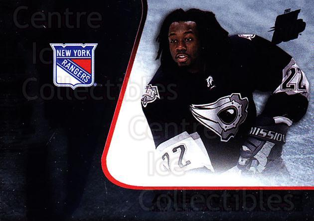 2002-03 Quest for the Cup #64 Anson Carter<br/>6 In Stock - $1.00 each - <a href=https://centericecollectibles.foxycart.com/cart?name=2002-03%20Quest%20for%20the%20Cup%20%2364%20Anson%20Carter...&quantity_max=6&price=$1.00&code=434105 class=foxycart> Buy it now! </a>