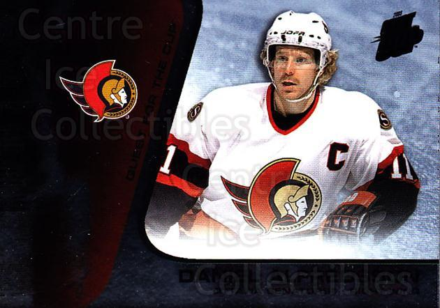 2002-03 Quest for the Cup #68 Daniel Alfredsson<br/>4 In Stock - $1.00 each - <a href=https://centericecollectibles.foxycart.com/cart?name=2002-03%20Quest%20for%20the%20Cup%20%2368%20Daniel%20Alfredss...&quantity_max=4&price=$1.00&code=434109 class=foxycart> Buy it now! </a>