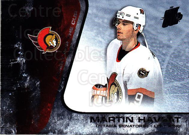 2002-03 Quest for the Cup #70 Martin Havlat<br/>4 In Stock - $1.00 each - <a href=https://centericecollectibles.foxycart.com/cart?name=2002-03%20Quest%20for%20the%20Cup%20%2370%20Martin%20Havlat...&quantity_max=4&price=$1.00&code=434111 class=foxycart> Buy it now! </a>