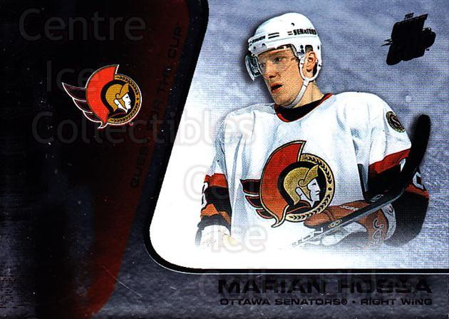 2002-03 Quest for the Cup #71 Marian Hossa<br/>3 In Stock - $1.00 each - <a href=https://centericecollectibles.foxycart.com/cart?name=2002-03%20Quest%20for%20the%20Cup%20%2371%20Marian%20Hossa...&quantity_max=3&price=$1.00&code=434112 class=foxycart> Buy it now! </a>