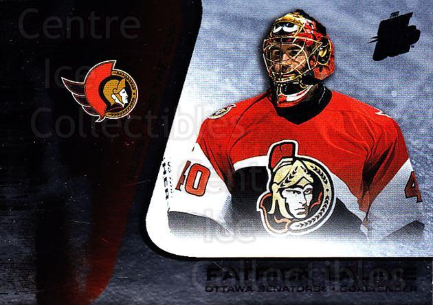2002-03 Quest for the Cup #72 Patrick Lalime<br/>4 In Stock - $1.00 each - <a href=https://centericecollectibles.foxycart.com/cart?name=2002-03%20Quest%20for%20the%20Cup%20%2372%20Patrick%20Lalime...&quantity_max=4&price=$1.00&code=434113 class=foxycart> Buy it now! </a>