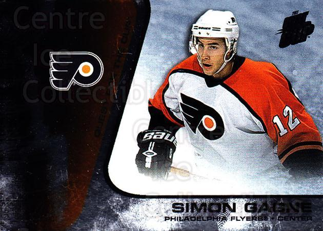 2002-03 Pacific Quest for the Cup #75 Simon Gagne<br/>5 In Stock - $1.00 each - <a href=https://centericecollectibles.foxycart.com/cart?name=2002-03%20Pacific%20Quest%20for%20the%20Cup%20%2375%20Simon%20Gagne...&quantity_max=5&price=$1.00&code=434116 class=foxycart> Buy it now! </a>