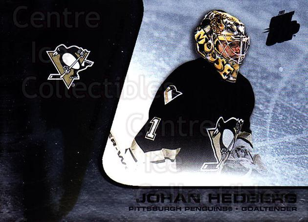 2002-03 Quest for the Cup #79 Johan Hedberg<br/>3 In Stock - $1.00 each - <a href=https://centericecollectibles.foxycart.com/cart?name=2002-03%20Quest%20for%20the%20Cup%20%2379%20Johan%20Hedberg...&quantity_max=3&price=$1.00&code=434120 class=foxycart> Buy it now! </a>