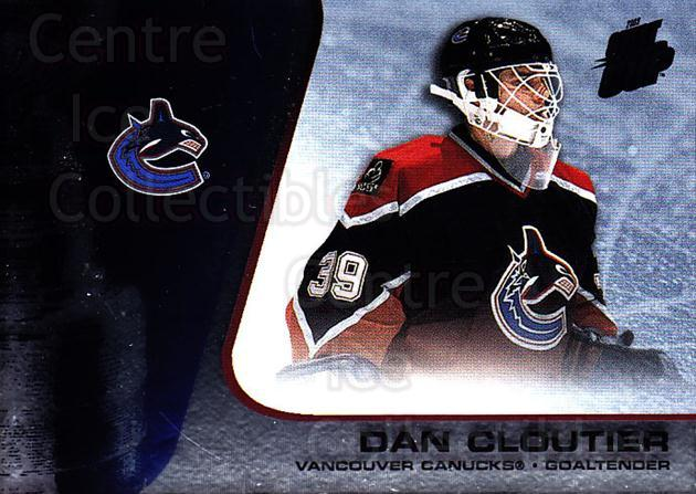 2002-03 Quest for the Cup #95 Dan Cloutier<br/>1 In Stock - $1.00 each - <a href=https://centericecollectibles.foxycart.com/cart?name=2002-03%20Quest%20for%20the%20Cup%20%2395%20Dan%20Cloutier...&quantity_max=1&price=$1.00&code=434136 class=foxycart> Buy it now! </a>