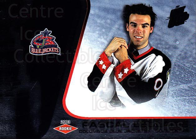 2002-03 Quest for the Cup #112 Pascal Leclaire<br/>1 In Stock - $3.00 each - <a href=https://centericecollectibles.foxycart.com/cart?name=2002-03%20Quest%20for%20the%20Cup%20%23112%20Pascal%20Leclaire...&quantity_max=1&price=$3.00&code=434153 class=foxycart> Buy it now! </a>