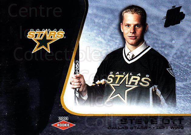 2002-03 Quest for the Cup #115 Steve Ott<br/>1 In Stock - $3.00 each - <a href=https://centericecollectibles.foxycart.com/cart?name=2002-03%20Quest%20for%20the%20Cup%20%23115%20Steve%20Ott...&quantity_max=1&price=$3.00&code=434156 class=foxycart> Buy it now! </a>