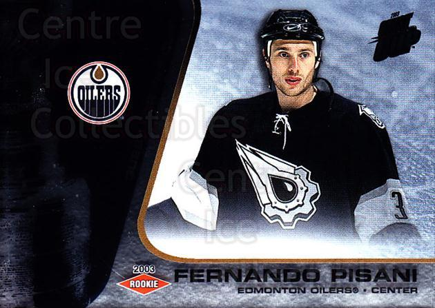 2002-03 Quest for the Cup #119 Fernando Pisani<br/>1 In Stock - $3.00 each - <a href=https://centericecollectibles.foxycart.com/cart?name=2002-03%20Quest%20for%20the%20Cup%20%23119%20Fernando%20Pisani...&quantity_max=1&price=$3.00&code=434160 class=foxycart> Buy it now! </a>