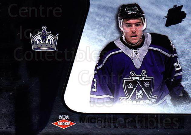 2002-03 Quest for the Cup #122 Michael Cammalleri<br/>1 In Stock - $3.00 each - <a href=https://centericecollectibles.foxycart.com/cart?name=2002-03%20Quest%20for%20the%20Cup%20%23122%20Michael%20Cammall...&quantity_max=1&price=$3.00&code=434163 class=foxycart> Buy it now! </a>