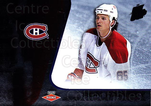 2002-03 Quest for the Cup #126 Ron Hainsey<br/>1 In Stock - $3.00 each - <a href=https://centericecollectibles.foxycart.com/cart?name=2002-03%20Quest%20for%20the%20Cup%20%23126%20Ron%20Hainsey...&quantity_max=1&price=$3.00&code=434167 class=foxycart> Buy it now! </a>
