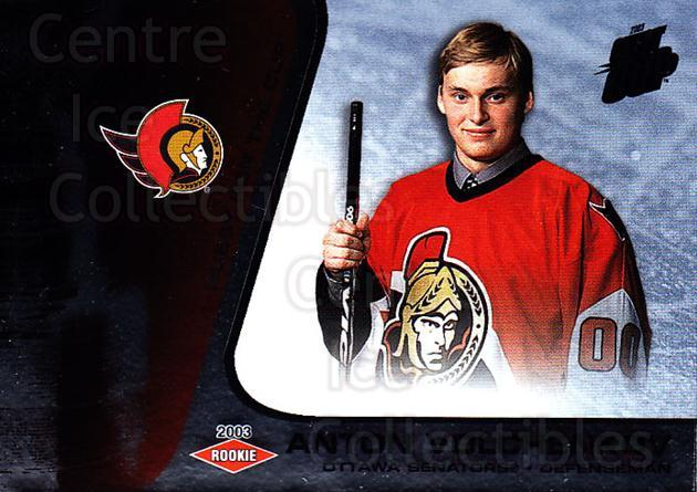 2002-03 Quest for the Cup #134 Anton Volchenkov<br/>1 In Stock - $3.00 each - <a href=https://centericecollectibles.foxycart.com/cart?name=2002-03%20Quest%20for%20the%20Cup%20%23134%20Anton%20Volchenko...&quantity_max=1&price=$3.00&code=434175 class=foxycart> Buy it now! </a>
