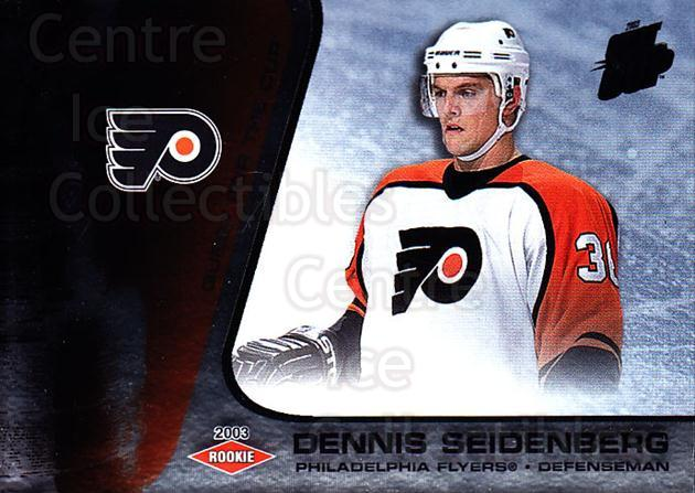 2002-03 Quest for the Cup #135 Dennis Seidenberg<br/>1 In Stock - $3.00 each - <a href=https://centericecollectibles.foxycart.com/cart?name=2002-03%20Quest%20for%20the%20Cup%20%23135%20Dennis%20Seidenbe...&quantity_max=1&price=$3.00&code=434176 class=foxycart> Buy it now! </a>