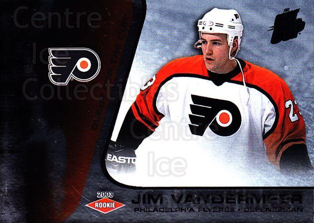 2002-03 Quest for the Cup #137 Jim Vandermeer<br/>1 In Stock - $3.00 each - <a href=https://centericecollectibles.foxycart.com/cart?name=2002-03%20Quest%20for%20the%20Cup%20%23137%20Jim%20Vandermeer...&quantity_max=1&price=$3.00&code=434178 class=foxycart> Buy it now! </a>