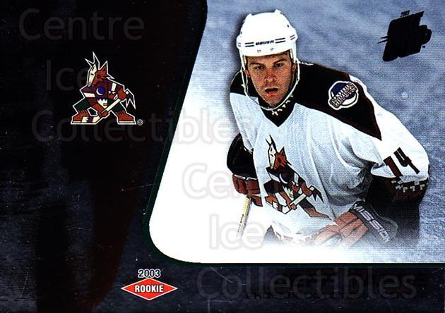 2002-03 Quest for the Cup #138 Jeff Taffe<br/>1 In Stock - $3.00 each - <a href=https://centericecollectibles.foxycart.com/cart?name=2002-03%20Quest%20for%20the%20Cup%20%23138%20Jeff%20Taffe...&quantity_max=1&price=$3.00&code=434179 class=foxycart> Buy it now! </a>
