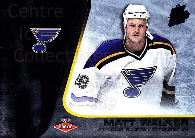 2002-03 Quest for the Cup #143 Matt Walker<br/>1 In Stock - $3.00 each - <a href=https://centericecollectibles.foxycart.com/cart?name=2002-03%20Quest%20for%20the%20Cup%20%23143%20Matt%20Walker...&quantity_max=1&price=$3.00&code=434184 class=foxycart> Buy it now! </a>