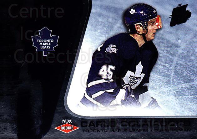 2002-03 Quest for the Cup #148 Carlo Colaiacovo<br/>1 In Stock - $3.00 each - <a href=https://centericecollectibles.foxycart.com/cart?name=2002-03%20Quest%20for%20the%20Cup%20%23148%20Carlo%20Colaiacov...&quantity_max=1&price=$3.00&code=434189 class=foxycart> Buy it now! </a>