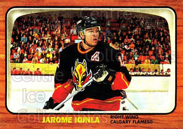 2002-03 Topps Heritage #2 Jarome Iginla<br/>4 In Stock - $1.00 each - <a href=https://centericecollectibles.foxycart.com/cart?name=2002-03%20Topps%20Heritage%20%232%20Jarome%20Iginla...&quantity_max=4&price=$1.00&code=436037 class=foxycart> Buy it now! </a>