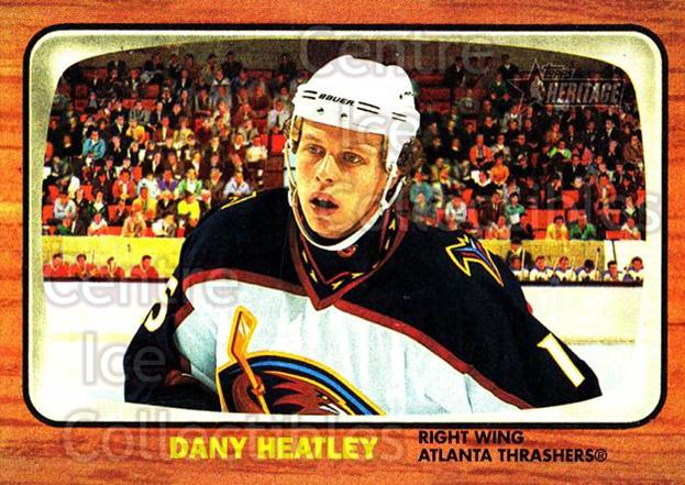 2002-03 Topps Heritage #9 Dany Heatley<br/>6 In Stock - $1.00 each - <a href=https://centericecollectibles.foxycart.com/cart?name=2002-03%20Topps%20Heritage%20%239%20Dany%20Heatley...&quantity_max=6&price=$1.00&code=436044 class=foxycart> Buy it now! </a>