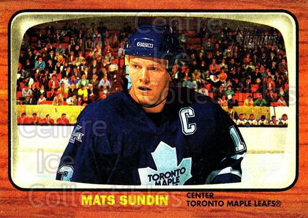 2002-03 Topps Heritage #13 Mats Sundin<br/>4 In Stock - $1.00 each - <a href=https://centericecollectibles.foxycart.com/cart?name=2002-03%20Topps%20Heritage%20%2313%20Mats%20Sundin...&quantity_max=4&price=$1.00&code=436048 class=foxycart> Buy it now! </a>