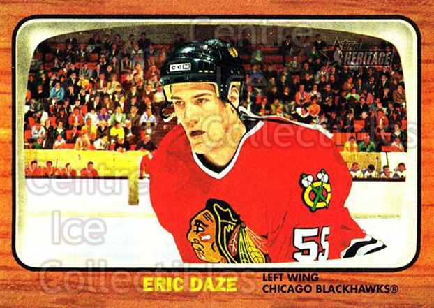 2002-03 Topps Heritage #26 Eric Daze<br/>6 In Stock - $1.00 each - <a href=https://centericecollectibles.foxycart.com/cart?name=2002-03%20Topps%20Heritage%20%2326%20Eric%20Daze...&quantity_max=6&price=$1.00&code=436061 class=foxycart> Buy it now! </a>