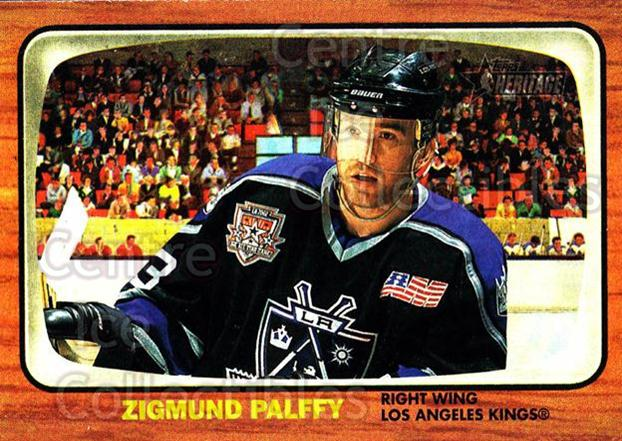 2002-03 Topps Heritage #42 Zigmund Palffy<br/>6 In Stock - $1.00 each - <a href=https://centericecollectibles.foxycart.com/cart?name=2002-03%20Topps%20Heritage%20%2342%20Zigmund%20Palffy...&quantity_max=6&price=$1.00&code=436077 class=foxycart> Buy it now! </a>