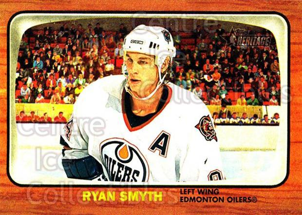 2002-03 Topps Heritage #47 Ryan Smyth<br/>6 In Stock - $1.00 each - <a href=https://centericecollectibles.foxycart.com/cart?name=2002-03%20Topps%20Heritage%20%2347%20Ryan%20Smyth...&quantity_max=6&price=$1.00&code=436082 class=foxycart> Buy it now! </a>