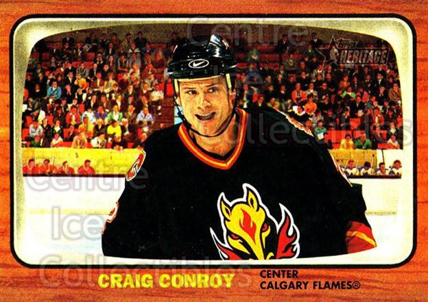 2002-03 Topps Heritage #52 Craig Conroy<br/>5 In Stock - $1.00 each - <a href=https://centericecollectibles.foxycart.com/cart?name=2002-03%20Topps%20Heritage%20%2352%20Craig%20Conroy...&quantity_max=5&price=$1.00&code=436087 class=foxycart> Buy it now! </a>