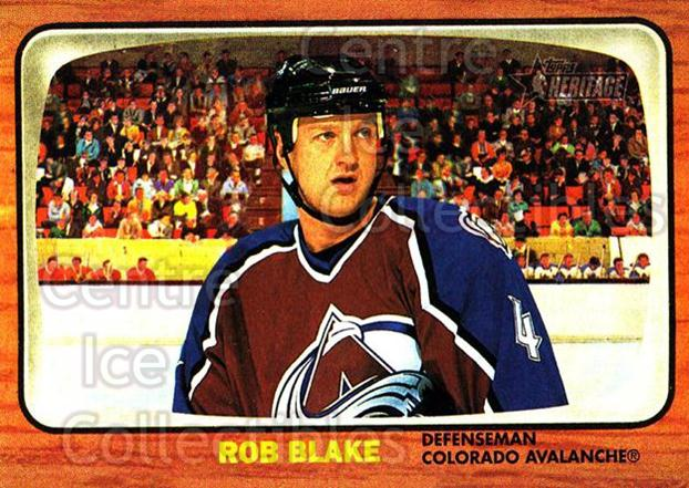 2002-03 Topps Heritage #53 Rob Blake<br/>6 In Stock - $1.00 each - <a href=https://centericecollectibles.foxycart.com/cart?name=2002-03%20Topps%20Heritage%20%2353%20Rob%20Blake...&quantity_max=6&price=$1.00&code=436088 class=foxycart> Buy it now! </a>