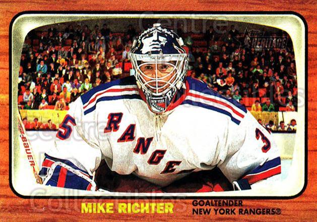 2002-03 Topps Heritage #54 Mike Richter<br/>3 In Stock - $1.00 each - <a href=https://centericecollectibles.foxycart.com/cart?name=2002-03%20Topps%20Heritage%20%2354%20Mike%20Richter...&quantity_max=3&price=$1.00&code=436089 class=foxycart> Buy it now! </a>