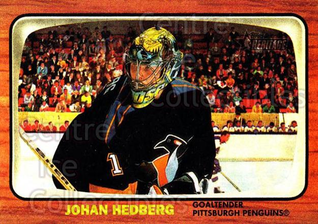 2002-03 Topps Heritage #56 Johan Hedberg<br/>5 In Stock - $1.00 each - <a href=https://centericecollectibles.foxycart.com/cart?name=2002-03%20Topps%20Heritage%20%2356%20Johan%20Hedberg...&quantity_max=5&price=$1.00&code=436091 class=foxycart> Buy it now! </a>