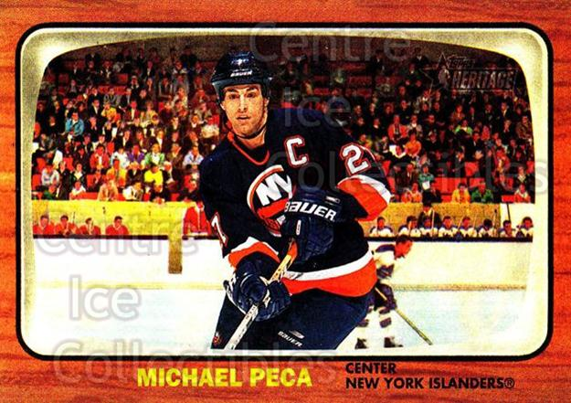 2002-03 Topps Heritage #64 Michael Peca<br/>6 In Stock - $1.00 each - <a href=https://centericecollectibles.foxycart.com/cart?name=2002-03%20Topps%20Heritage%20%2364%20Michael%20Peca...&quantity_max=6&price=$1.00&code=436099 class=foxycart> Buy it now! </a>