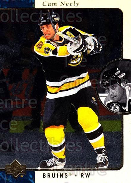 1995-96 SP #6 Cam Neely<br/>4 In Stock - $1.00 each - <a href=https://centericecollectibles.foxycart.com/cart?name=1995-96%20SP%20%236%20Cam%20Neely...&quantity_max=4&price=$1.00&code=43609 class=foxycart> Buy it now! </a>