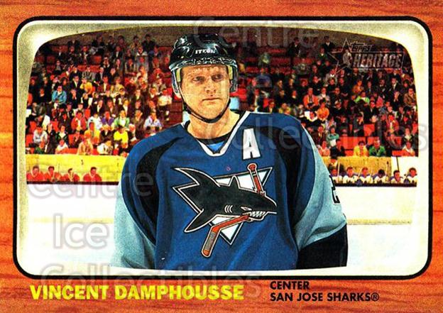 2002-03 Topps Heritage #68 Vincent Damphousse<br/>5 In Stock - $1.00 each - <a href=https://centericecollectibles.foxycart.com/cart?name=2002-03%20Topps%20Heritage%20%2368%20Vincent%20Damphou...&quantity_max=5&price=$1.00&code=436103 class=foxycart> Buy it now! </a>