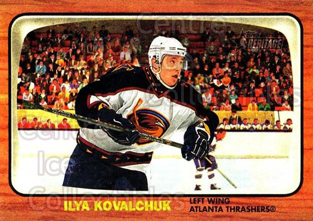 2002-03 Topps Heritage #79 Ilya Kovalchuk<br/>6 In Stock - $1.00 each - <a href=https://centericecollectibles.foxycart.com/cart?name=2002-03%20Topps%20Heritage%20%2379%20Ilya%20Kovalchuk...&quantity_max=6&price=$1.00&code=436114 class=foxycart> Buy it now! </a>