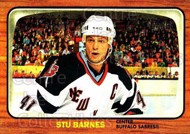2002-03 Topps Heritage #81 Stu Barnes<br/>6 In Stock - $1.00 each - <a href=https://centericecollectibles.foxycart.com/cart?name=2002-03%20Topps%20Heritage%20%2381%20Stu%20Barnes...&quantity_max=6&price=$1.00&code=436116 class=foxycart> Buy it now! </a>