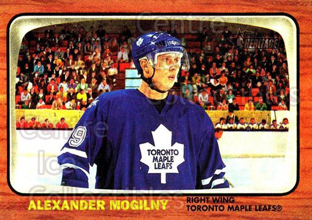 2002-03 Topps Heritage #82 Alexander Mogilny<br/>2 In Stock - $1.00 each - <a href=https://centericecollectibles.foxycart.com/cart?name=2002-03%20Topps%20Heritage%20%2382%20Alexander%20Mogil...&quantity_max=2&price=$1.00&code=436117 class=foxycart> Buy it now! </a>