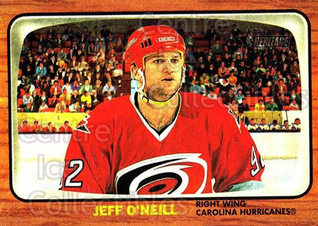 2002-03 Topps Heritage #84 Jeff O'Neill<br/>6 In Stock - $1.00 each - <a href=https://centericecollectibles.foxycart.com/cart?name=2002-03%20Topps%20Heritage%20%2384%20Jeff%20O'Neill...&quantity_max=6&price=$1.00&code=436119 class=foxycart> Buy it now! </a>