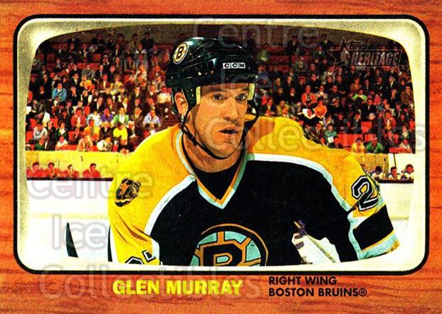 2002-03 Topps Heritage #85 Glen Murray<br/>6 In Stock - $1.00 each - <a href=https://centericecollectibles.foxycart.com/cart?name=2002-03%20Topps%20Heritage%20%2385%20Glen%20Murray...&quantity_max=6&price=$1.00&code=436120 class=foxycart> Buy it now! </a>