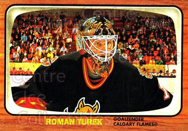 2002-03 Topps Heritage #90 Roman Turek<br/>6 In Stock - $1.00 each - <a href=https://centericecollectibles.foxycart.com/cart?name=2002-03%20Topps%20Heritage%20%2390%20Roman%20Turek...&quantity_max=6&price=$1.00&code=436125 class=foxycart> Buy it now! </a>