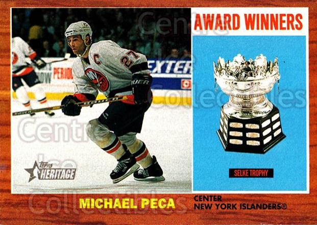 2002-03 Topps Heritage #106 Michael Peca<br/>5 In Stock - $1.00 each - <a href=https://centericecollectibles.foxycart.com/cart?name=2002-03%20Topps%20Heritage%20%23106%20Michael%20Peca...&quantity_max=5&price=$1.00&code=436141 class=foxycart> Buy it now! </a>