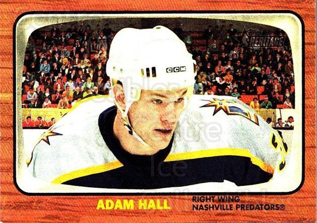 2002-03 Topps Heritage #137 Adam Hall<br/>2 In Stock - $5.00 each - <a href=https://centericecollectibles.foxycart.com/cart?name=2002-03%20Topps%20Heritage%20%23137%20Adam%20Hall...&quantity_max=2&price=$5.00&code=436172 class=foxycart> Buy it now! </a>