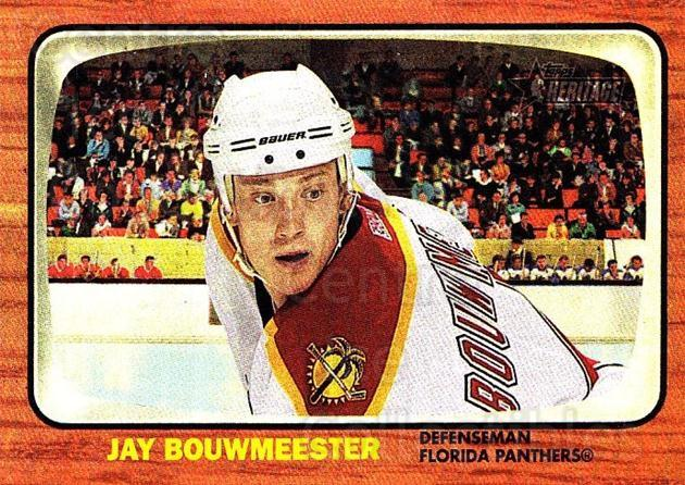 2002-03 Topps Heritage #138 Jay Bouwmeester<br/>1 In Stock - $5.00 each - <a href=https://centericecollectibles.foxycart.com/cart?name=2002-03%20Topps%20Heritage%20%23138%20Jay%20Bouwmeester...&quantity_max=1&price=$5.00&code=436173 class=foxycart> Buy it now! </a>