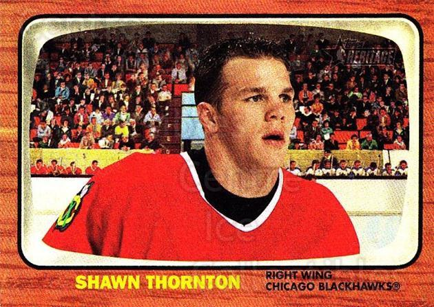 2002-03 Topps Heritage #142 Shawn Thornton<br/>1 In Stock - $5.00 each - <a href=https://centericecollectibles.foxycart.com/cart?name=2002-03%20Topps%20Heritage%20%23142%20Shawn%20Thornton...&quantity_max=1&price=$5.00&code=436177 class=foxycart> Buy it now! </a>