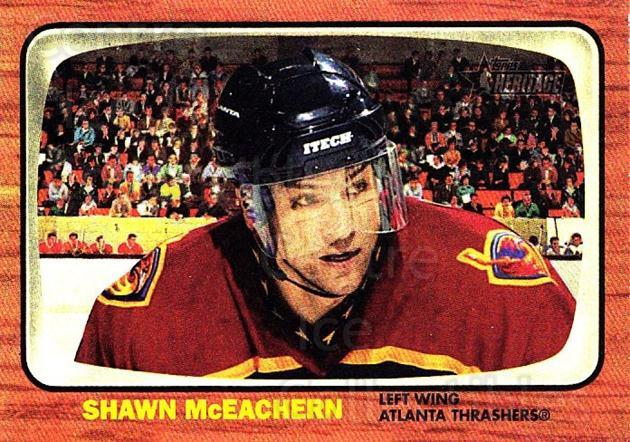 2002-03 Topps Heritage #171 Shawn McEachern<br/>2 In Stock - $5.00 each - <a href=https://centericecollectibles.foxycart.com/cart?name=2002-03%20Topps%20Heritage%20%23171%20Shawn%20McEachern...&quantity_max=2&price=$5.00&code=436206 class=foxycart> Buy it now! </a>