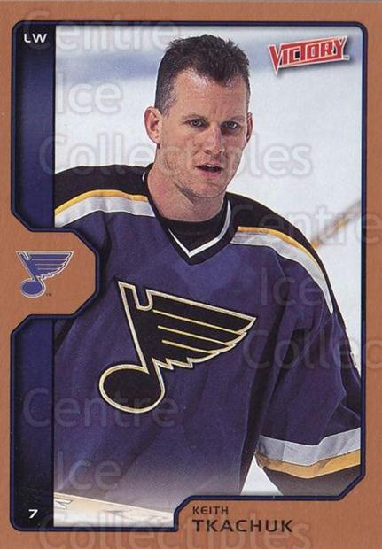 2002-03 UD Victory Bronze #188 Keith Tkachuk<br/>1 In Stock - $2.00 each - <a href=https://centericecollectibles.foxycart.com/cart?name=2002-03%20UD%20Victory%20Bronze%20%23188%20Keith%20Tkachuk...&quantity_max=1&price=$2.00&code=436460 class=foxycart> Buy it now! </a>