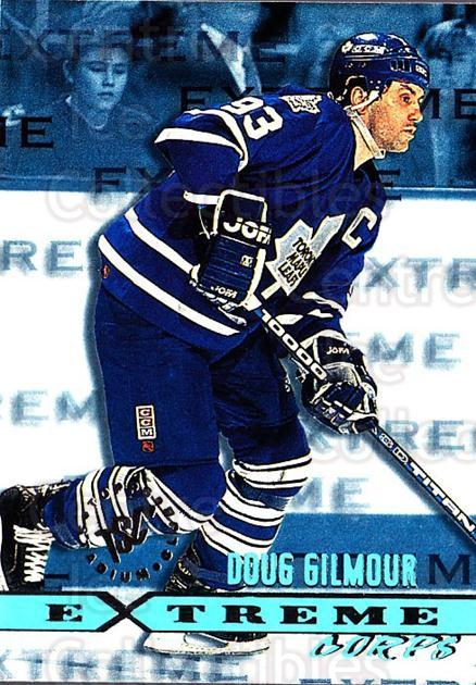 1995-96 Stadium Club #184 Doug Gilmour<br/>2 In Stock - $1.00 each - <a href=https://centericecollectibles.foxycart.com/cart?name=1995-96%20Stadium%20Club%20%23184%20Doug%20Gilmour...&quantity_max=2&price=$1.00&code=43807 class=foxycart> Buy it now! </a>