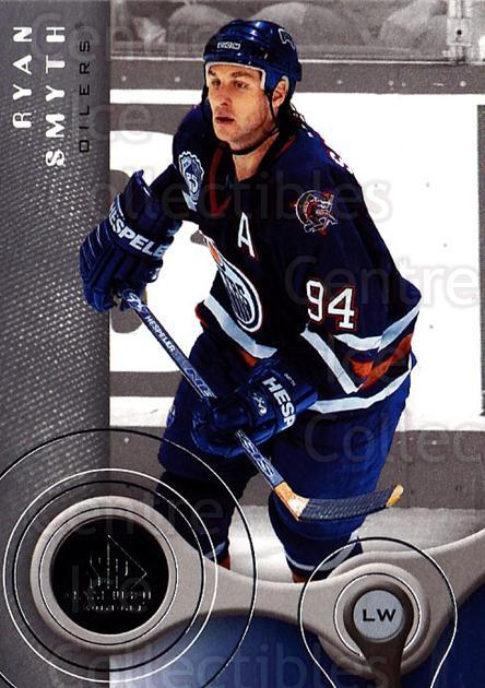 2005-06 Sp Game Used #39 Ryan Smyth<br/>3 In Stock - $2.00 each - <a href=https://centericecollectibles.foxycart.com/cart?name=2005-06%20Sp%20Game%20Used%20%2339%20Ryan%20Smyth...&quantity_max=3&price=$2.00&code=438558 class=foxycart> Buy it now! </a>