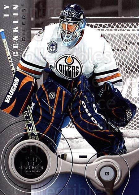 2005-06 Sp Game Used #41 Ty Conklin<br/>4 In Stock - $2.00 each - <a href=https://centericecollectibles.foxycart.com/cart?name=2005-06%20Sp%20Game%20Used%20%2341%20Ty%20Conklin...&quantity_max=4&price=$2.00&code=438560 class=foxycart> Buy it now! </a>